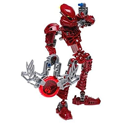 LEGO Bionicle: Red TOA Vakama (8601): Toys & Games