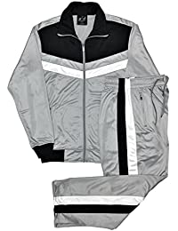 Men's rtGlad Activewear Track Pant and Track Jacket Sports Jogger Athletic Debut 90's Outfit Set