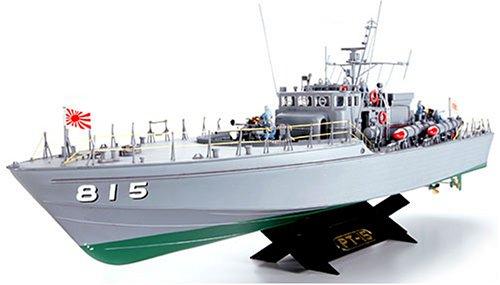 タミヤ 1/72 魚雷艇 PT-15 (ディスプレイ) B000BMV0I8