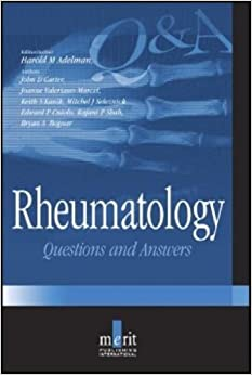 Rheumatology - Questions and Answers (Questions and Answers series) by H.M. Adelman (2007-10-30)