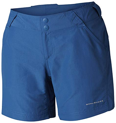 - Columbia Women's Coral Point II Short, UV Sun Protection, Moisture Wicking Fabric