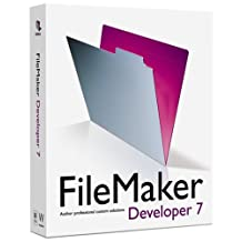 FileMaker Developer 7