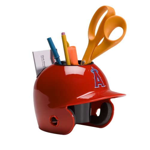 (MLB Anaheim Angels Desk Caddy)