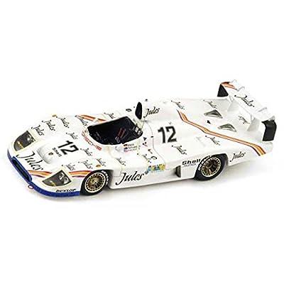 Spark S4433 - Porsche 936/81 - Le Mans 1981 - Echelle 1/43
