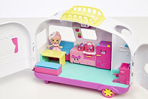 Shopkins Happy Places Rainbow Beach Camper Van by Shopkins (Image #9)