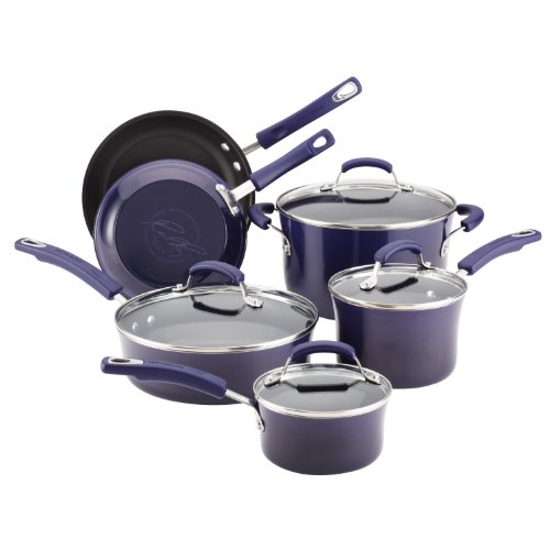 rachel ray pots and pan sets - 5