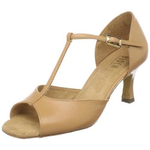 Bloch Women's Issabella Ballroom Shoe,Natural,7.5 M US by Bloch