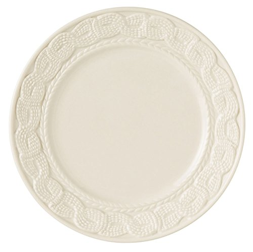 "UPC 766943040960, Belleek Galway Weave ""Cable"" Accent Plate"