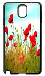 Back Case Durable Beautiful poppy flower For Case Iphone 6 4.7inch Cover