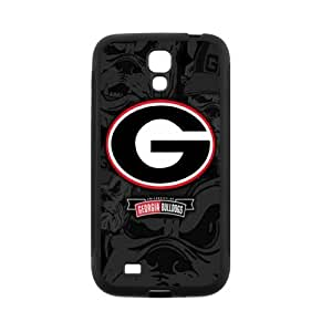 Customize Georgia Bulldogs Back Case for SamSung Galaxy S4 I9500 JNS4-1416