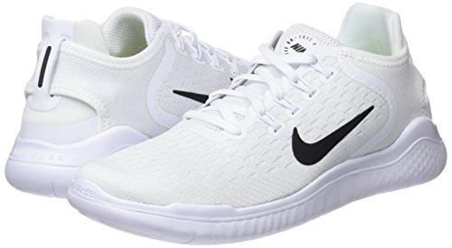 Nike Da Corsa Bianco white Donna 100 942837 Scarpe black awqOP