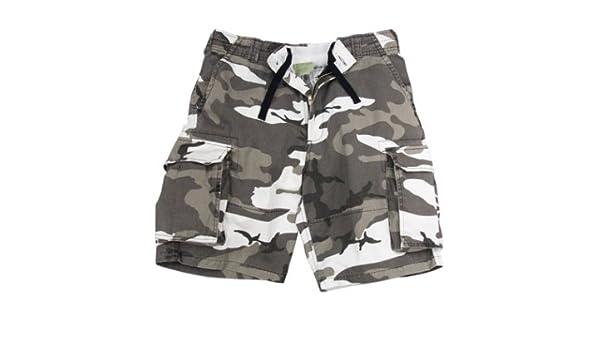 490d1f0fea Amazon.com: City Camouflage Vintage Paratrooper Cargo Shorts 2156 Size 2X  Large: Clothing