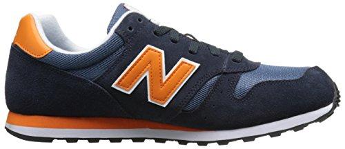 New Balance Ml373 D Herren Sneaker Blau - Bleu (Smo Navy)
