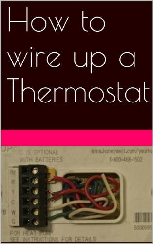 how to wire up a thermostat, hvac, air conditioning, heat pumps Trane Thermostat Wiring Color Code how to wire up a thermostat, hvac, air conditioning, heat pumps, split