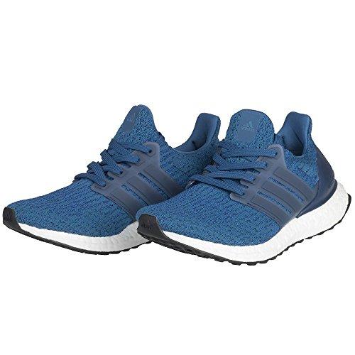 adidas Ultraboost J, Zapatillas Unisex Niños, Azul (Blu Azubas/Azumis/Negbas), 38 EU