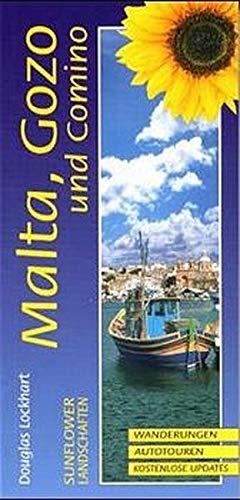 Landschaften auf Malta, Gozo und Comino: Ein Auto- und Wanderführer (Sunflower Landscapes) Taschenbuch – 1. Januar 2000 Hans Losse Douglas Lockhart Sue Ashton Gisela Gschaider