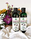 Herbal Hair Growth Oil blend for thicker, softer, faster growing hair