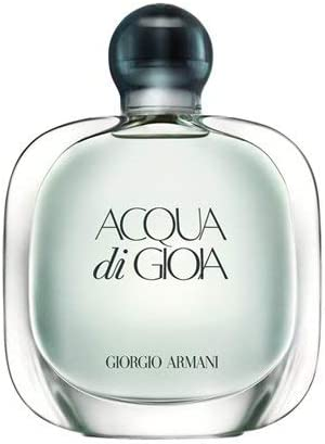 Giorgio Armani Acqua Di Gioia Agua de Perfume Vaporizador - 100 ml: Amazon.es: Belleza