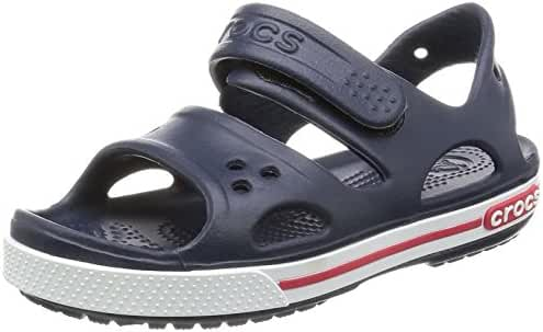 Crocs Unisex Crocband II PS Sandal (Toddler/Little Kid)