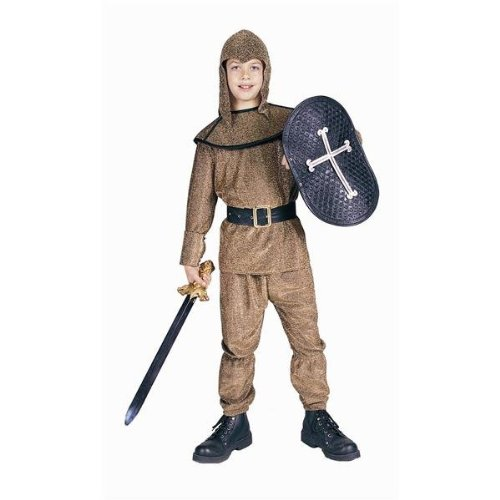 RG Costumes King Arthur Costume, Child Large, Gold