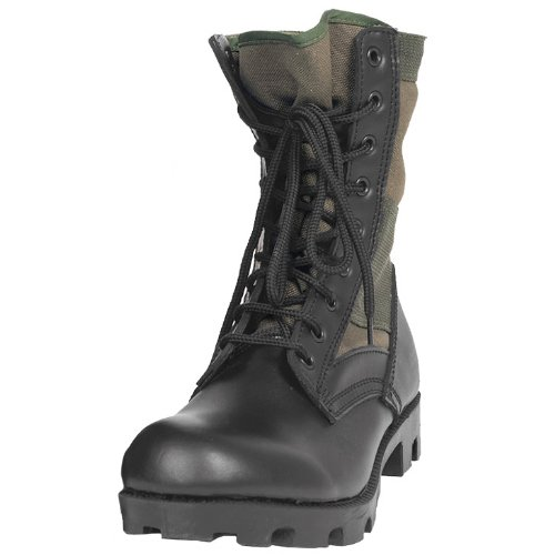 Mil-Tec US Jungle Combat Boots Olive size 13 US / 12 UK