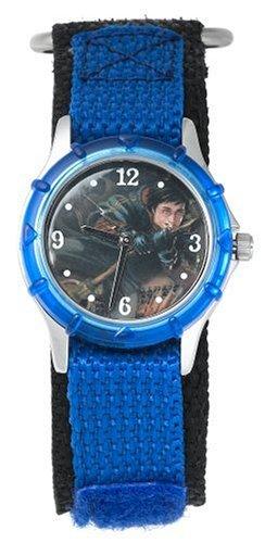 Harry Potter Kids' HC0408 Blue Wrapstrap Watch