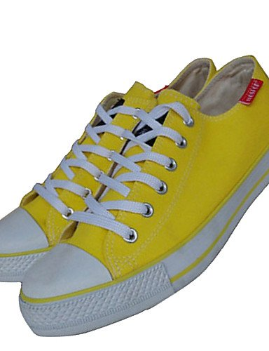 Bailarinas Plano uk6 us5 Bailarinas eu39 us8 Tela Tac¨®n Deporte red cn35 cn39 yellow Exterior Rosa 5 Rojo Amarillo 5 uk3 us8 eu36 eu39 Mujer cn39 red uk6 ZQ EqAtUcBx6t