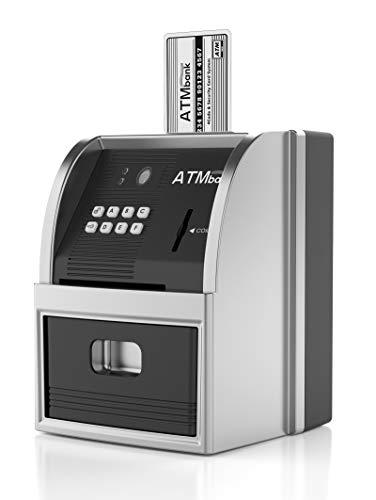 - LIKE Toy ATM Safe Bank Savings Bank for Kids