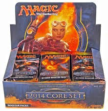 Game / Play MTG Magic the Gathering M14 Magic 2014 Sealed Booster Box (36 Packs), cheap, cards, box, buy Toy / Child / Kid by WE-R-KIDS