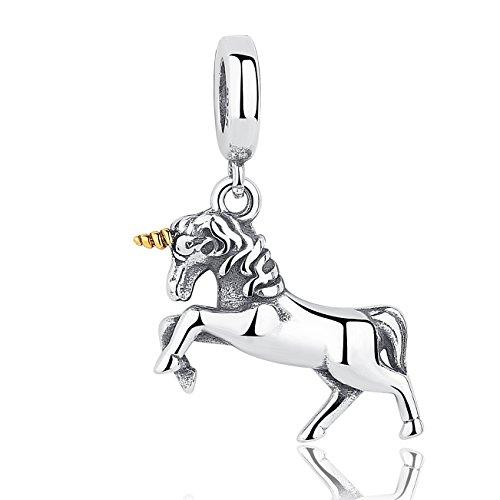 Unicorn Charm Necklace - 3