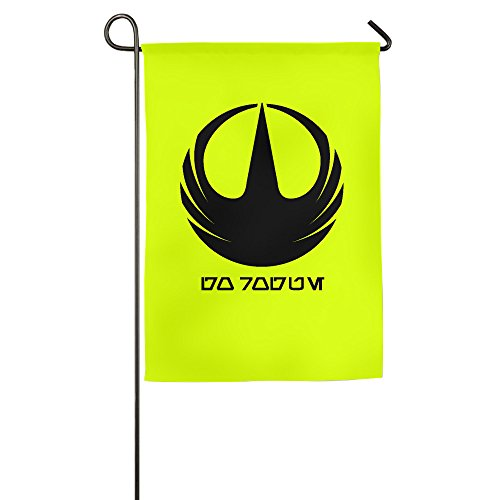 [Rogue One Logo White Memorial Banner Flag 2016 Party] (Vr Troopers Costume)