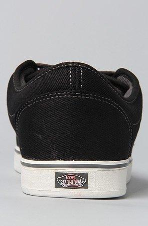AV Black Twill White Vans Twill Mens Black Shoes White 5 1 Skateboarding Era a5fzqf0
