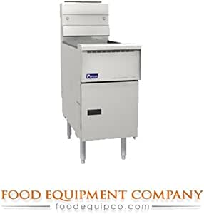 Amazon.com: Pitco VF-35S Standard Fryer gas tube fired