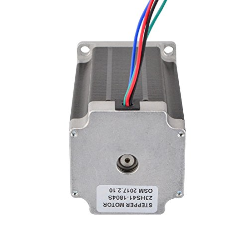 Low Current Nema 23 CNC Stepper Motor 1.8A 340oz.in/2.4Nm CNC Mill Lathe Router by STEPPERONLINE (Image #5)