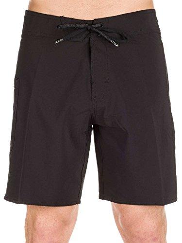Volcom Boardshort – Lido Solid Mod 18 black size: 38 Usa (Boardshort Mod Solid)