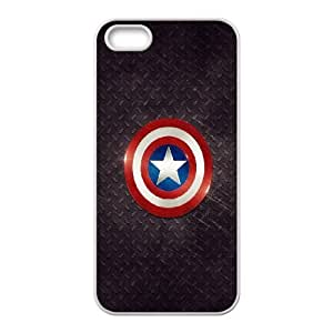 TV shows Captain America posters phone Case Cove For Apple Iphone 5 5S Cases XXM9940750