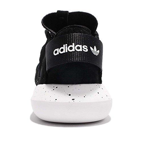 Adidas  mujer 's tubular viral W, Core Negro / blanco precioso