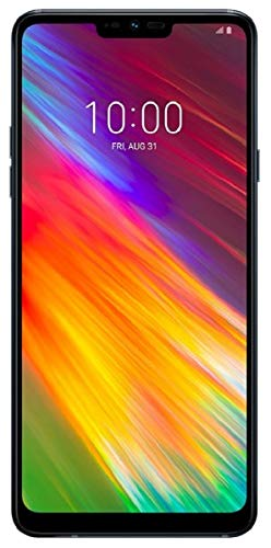 "LG G7 Fit (64GB, 4GB RAM) 6.1"" Display, 4G LTE Dual SIM GSM Factory Unlocked Phone with IP68 Water Resistant, Boombox Speaker Q850EAW - Black... from LG"