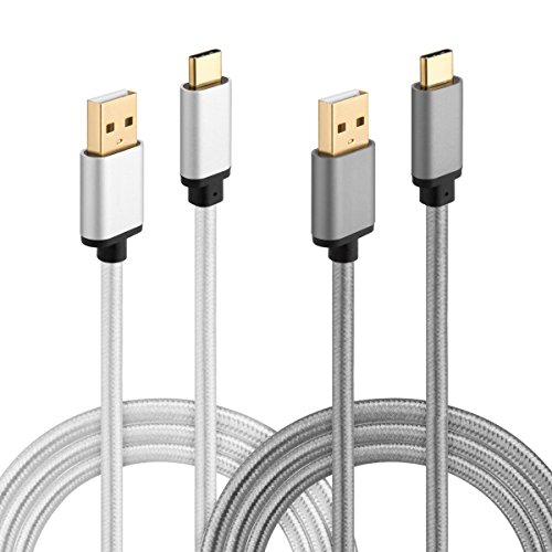 HI CABLE Gold Plated Braided Charger Samsung