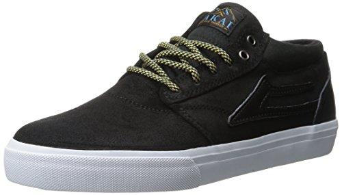 Lakai Griffin Mid Aw - Zapatillas de skateboarding Hombre Negro (i0000)