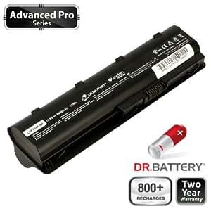 Dr Battery Advanced Pro Series batería de repuesto para portátiles HP Pavilion dm4-1047tx (6600 mah) 800 ciclos de recarga 2 año de garantía.