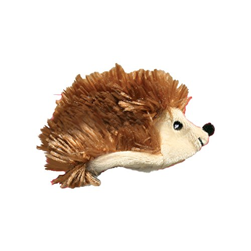 Kong Kitty - KONG Hedgehog Refillable Catnip Toy (Colors Vary)