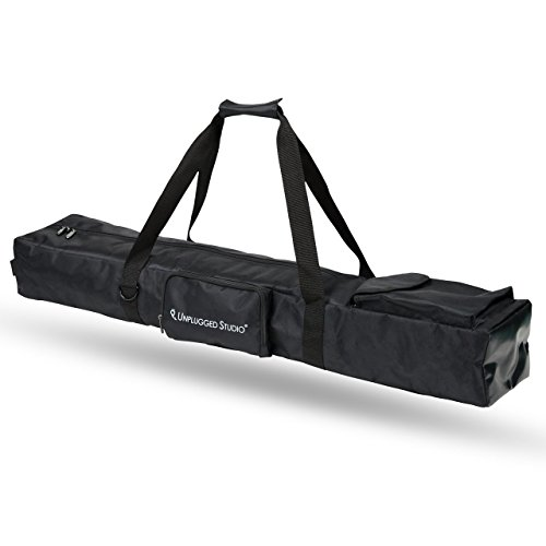 UNPLUGGED STUDIO Lightstand bag LS-100B (Black) by UNPLUGGED STUDIO