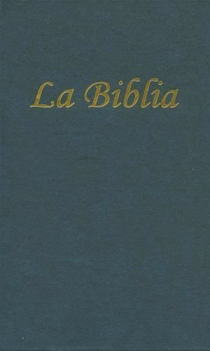 Download PDT Spanish Large Personal Size HC Black Bible by National Publishing Company published by Oxford University Press, USA (2009) [Hardcover] pdf