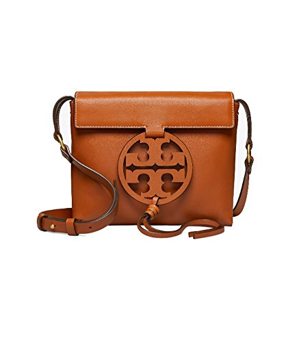 Tory Burch Miller Leather Crossbody Bag (Aged - Tory Sale Burch