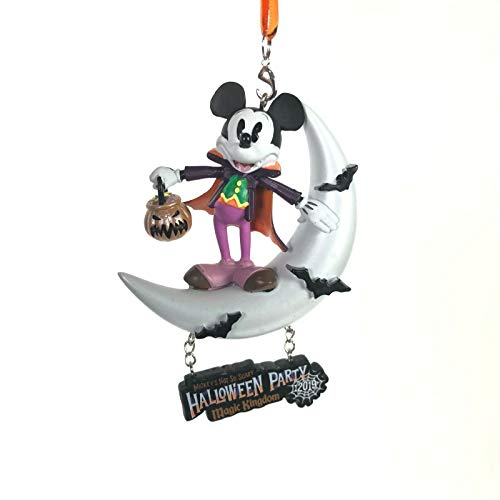 2019 Disney Parks Mickeys Not So Scary Halloween Party Exclusive Vampire Mickey Christmas ()