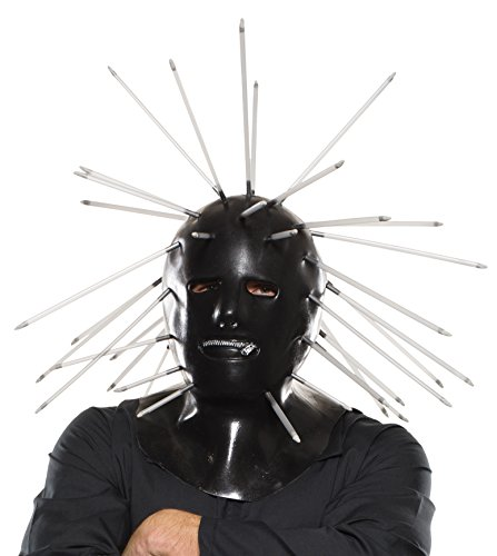 Rubie's Costume Co Slipknot Craig Full Mask, Multi, One Size]()