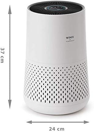 Winix A332. Purificador de Aire HEPA (Nuevo de 2021) para Reducir Virus, Bacterias, Alérgenos y Malos olores, con Filtro HEPA (99,97%) y Tecnología PlasmaWave. Hasta 45m² y CADR de 228m³/h.