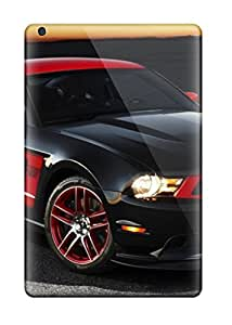 Ultra Slim Fit Hard Jeremy Myron Cervantes Case Cover Specially Made For Ipad Mini/mini 2- 2012 Ford Mustang Boss Car by icecream design