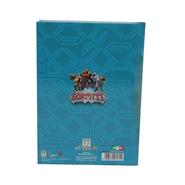 Giochi Preziosi Gormiti 19 Diario Scuola 10 Mesi, Formato Standard, 320 Pagine, Grafiche Assortite 4 spesavip